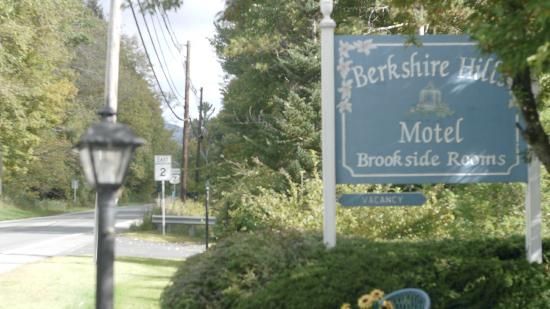 Berkshire Hills Country Inn: The Motel