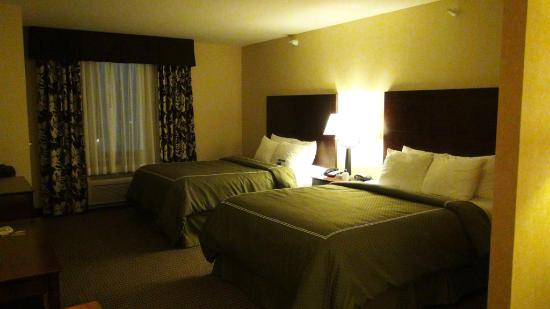 Comfort Suites Hotel & Convention Center Rapid City: The sleeping area