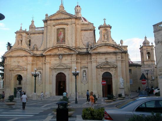 Mdina Old City : Rabat - St Paul's Church