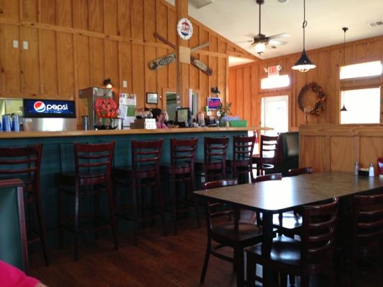 Chloe's Cafe : interior