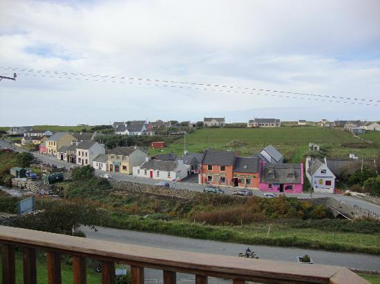 Sea View House Doolin: Doolin, steps from Sea View House