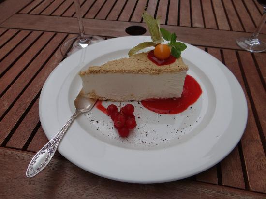 Von Krahli Aed: Cheesecake