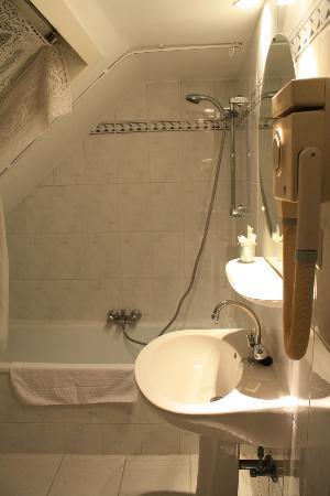 Flats Veronese: The bathroom