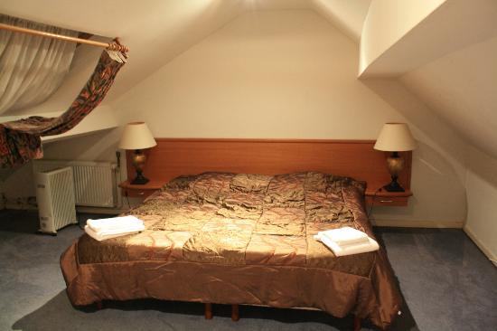 Flats Veronese: The bedroom upstairs