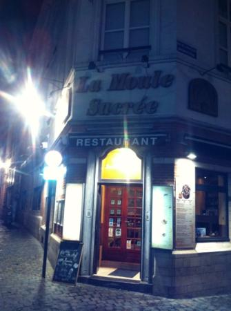 La Moule Sacree: Miam