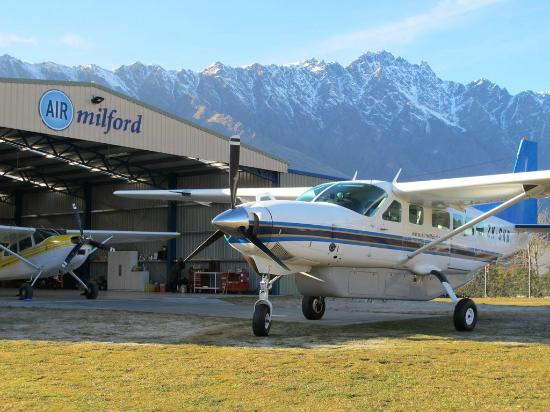 Air Milford Base - Queenstown
