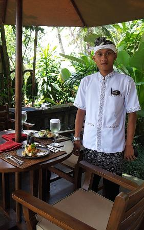 Bidadari Private Villas & Retreat: Good Service and Smart staff