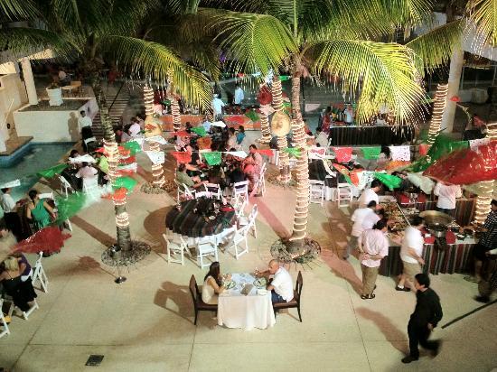Playacar Palace: Indipendance Day celerations