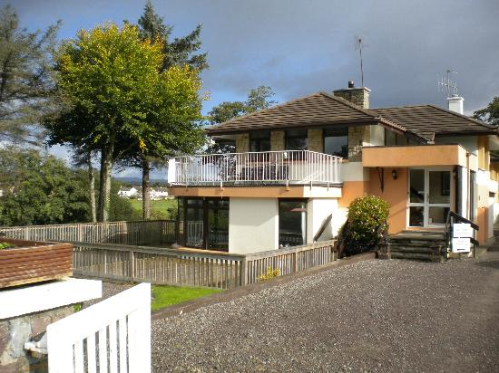 Killarney View House: vista del B&B 