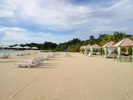 Arenas Beach Hotel Restaurant: Perfect place for Lunch or Dinner