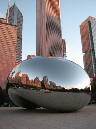 The Silversmith Hotel: CLOUD GATE