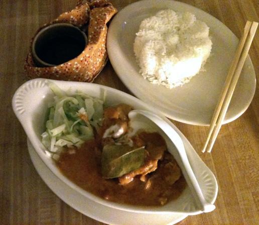 Simply Tasty Thai: Choo Chee