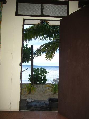 Bounty Island Resort: View from room