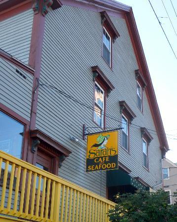 Sarah's Cafe: SARAH'S Restaurant - Wiscasset Maine