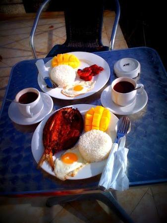 HunaHuna Resort: breakfast again