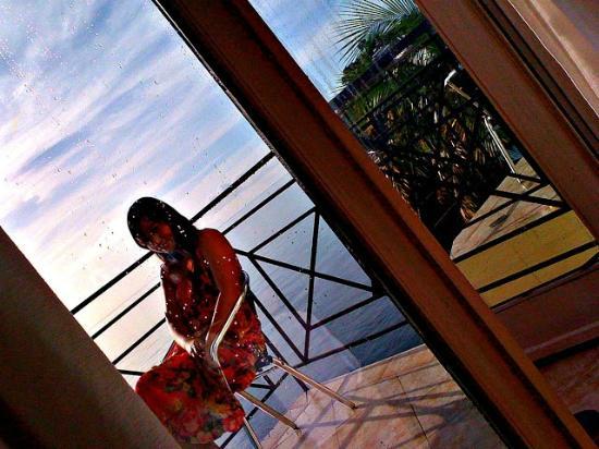 HunaHuna Resort: lounging