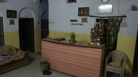 Mangla Guest House: Reception