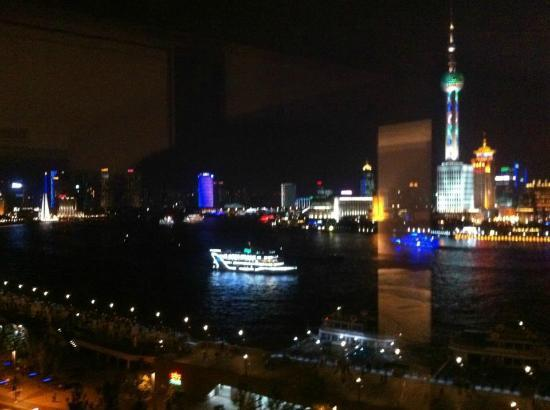 Les Suites Orient, Bund Shanghai: a view from my room