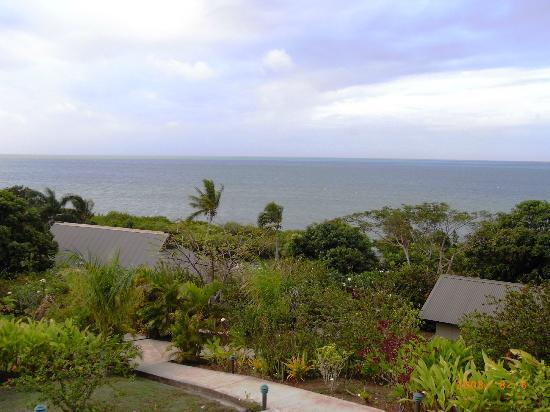 Volivoli Beach Resort Fiji: View from room