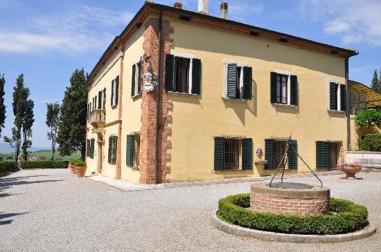 Villa Poggiano: Hotel