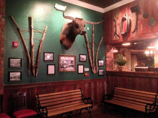Main Foyer Inside Saltgrass Steakhouse In South Oklahoma City