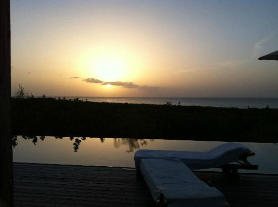 Parrot Cay by COMO: Beautiful sunsets