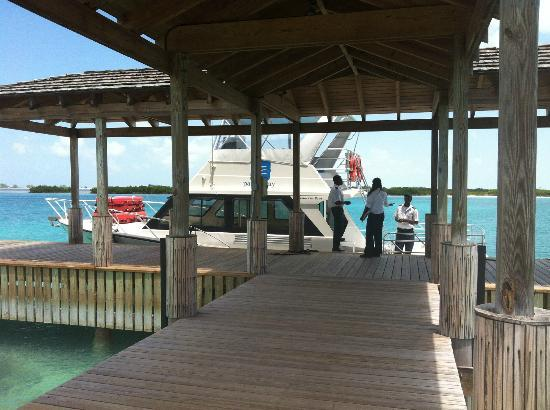 COMO Parrot Cay, Turks and Caicos: The boat that takes you to Paradise (and unfortunately takes you away from it too)