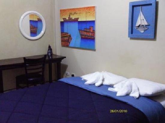 Hotel Los Balcones de Chinandega: Habitacion para 1 persona