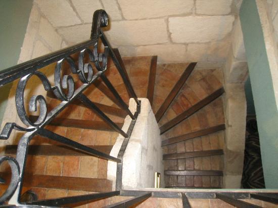 Mas Du Petit Grava: Staircase