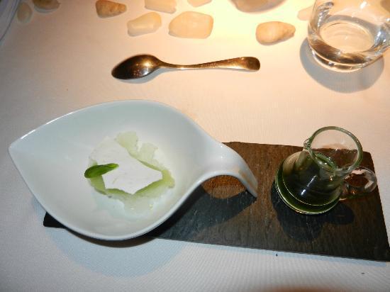 Aramburu: 1er dessert