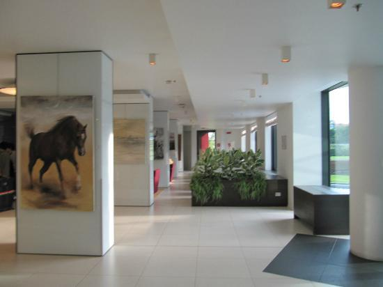 Hilton Garden Inn Venice Mestre San Giuliano: Hallway