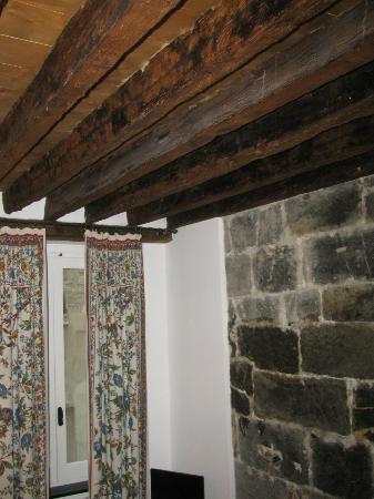 Affittacamere San Lorenzo: strtura lignea originaria del 1200