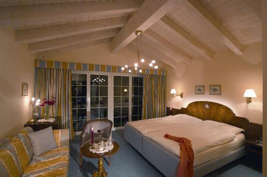 Hotel Sonne Zermatt: Junior suite