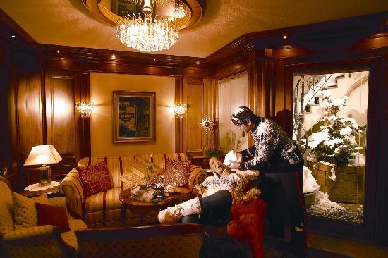 Hotel Sonne Zermatt: Bar & Lounge