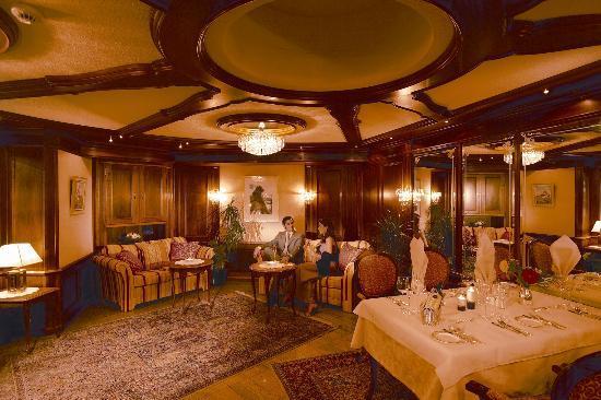 Hotel Sonne Zermatt: Lounge