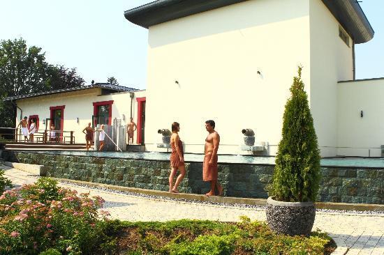 Asia Therme Wellness Spa: Außenpool