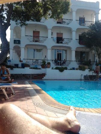 Grand Hotel Ischia Lido: Piscina e Hotel