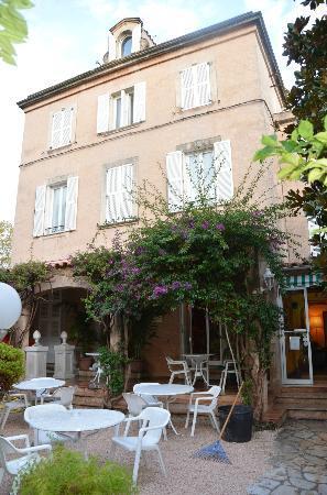 Hotel Les Palmiers: L'hôtel