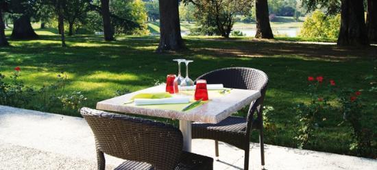 Residence Le Chateau d'Allot : notre restaurant