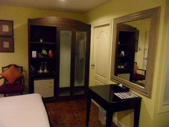Aspira Davinci Sukhumvit 31: Nice room