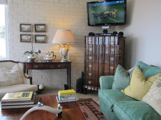Hermanus Beach Villa: Common area