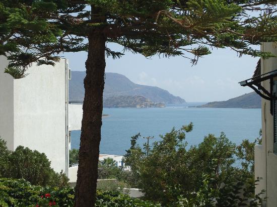 SENTIDO Elounda Blu: vue de la chambre