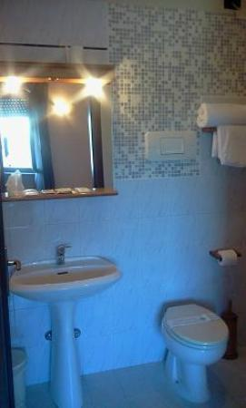 Hotel Milano: bagno