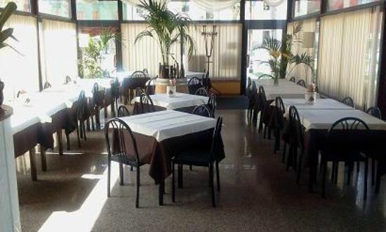 Hotel Milano: veranda colazioni
