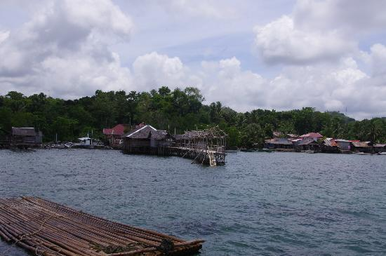 Pier, Matalom, Southern Leyte for Canigao Island