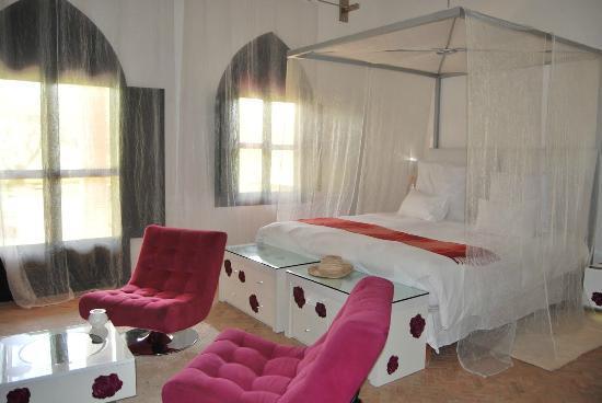Murano Resort Marrakech: Une des chambre de notre suite familliale