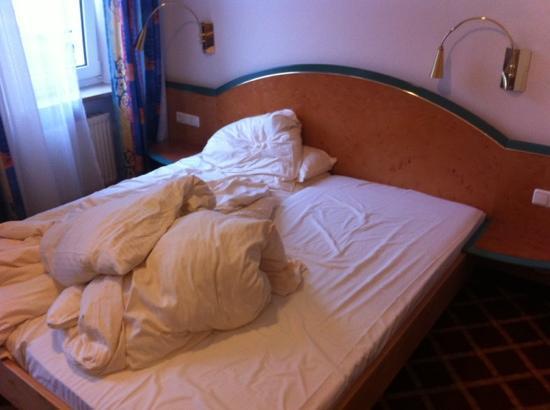 Hotel Müller: la piccola camera...