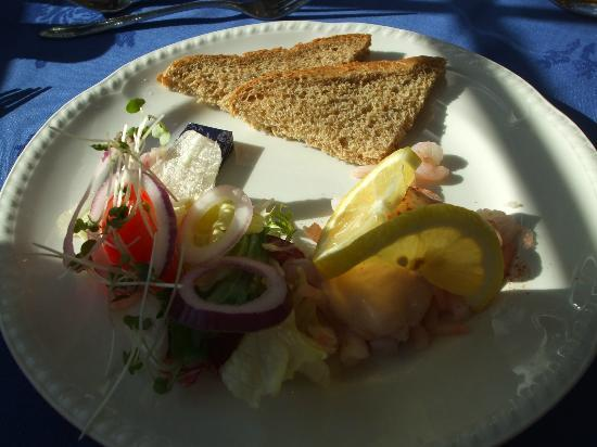 Solway Lodge Hotel: My starter
