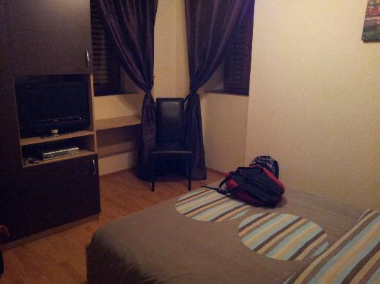 Marina Hotel: chambre