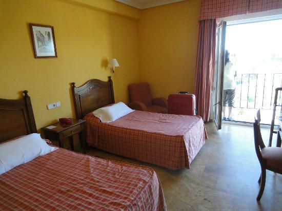 Hotel Abaceria : room